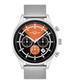 Power Racer silver-tone steel watch Sale - spears & walker Sale