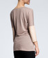 Cappuccino pocket scoop neck blouse Sale - made of emotion Sale