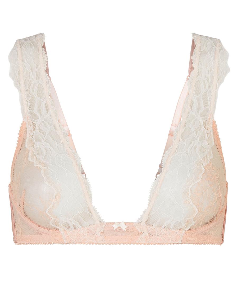 Primrose Desire peach half cup bra Sale - heidi klum intimates