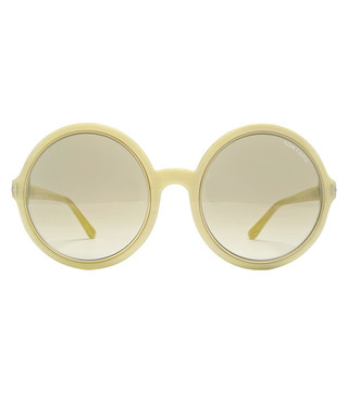6aee22ae98 Carrie marbled ivory frame sunglasses Sale - TOM FORD Sale