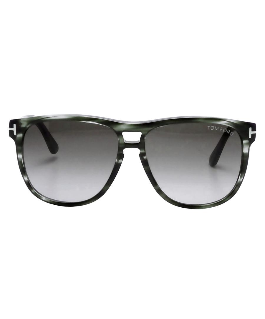 3187297bb02 Lennon grey Havana frame sunglasses Sale - Tom Ford