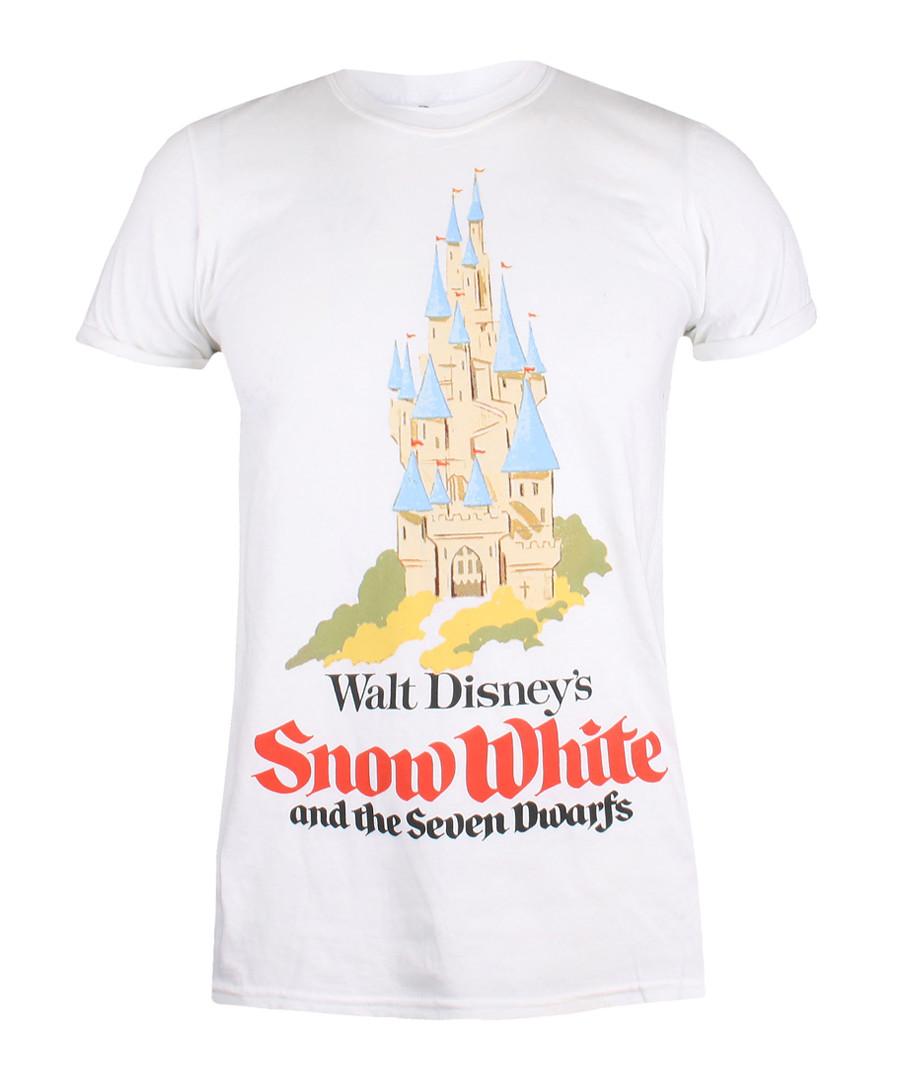 Women's Snow White white T-shirt Sale - disney