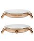Liskamm white leather watch Sale - frederic graff Sale