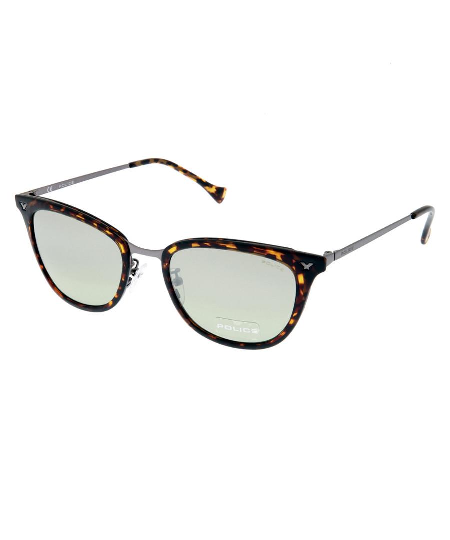 65bec7dc3e Tortoiseshell frame sunglasses Sale - POLICE