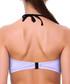 Fernanda violet underwired bikini top Sale - fleur farfala Sale