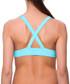 Perla blue cross bikini top Sale - fleur farfala Sale