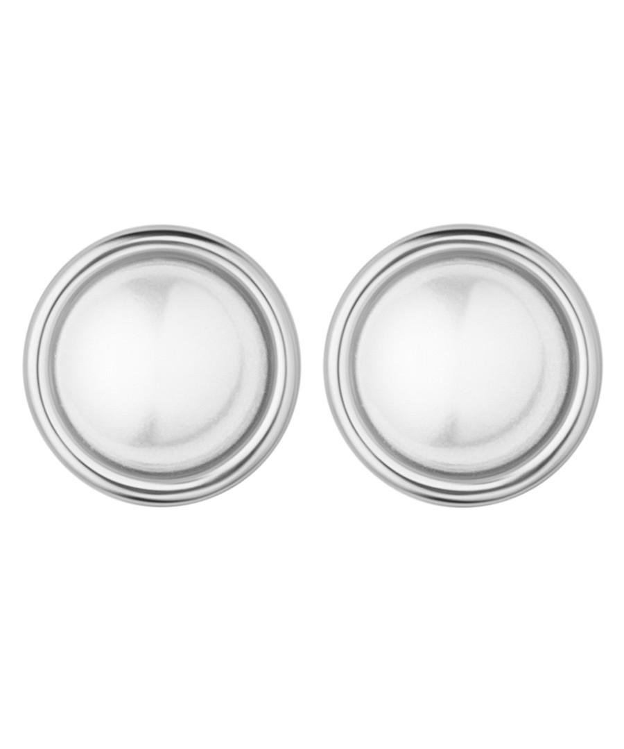 Sigrid silver-tone steel studs Sale - dyrberg/kern