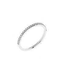 0.15ct platinum diamond ring