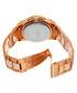 Rose gold-tone steel watch Sale - akribos XXIV Sale