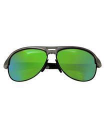 Jupiter blue & green lens sunglasses