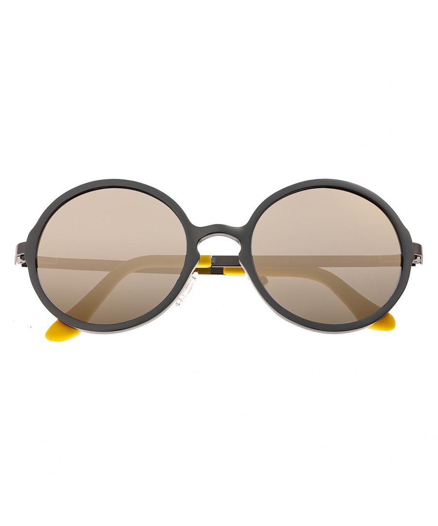Corvus gold-tone round sunglasses Sale - breed