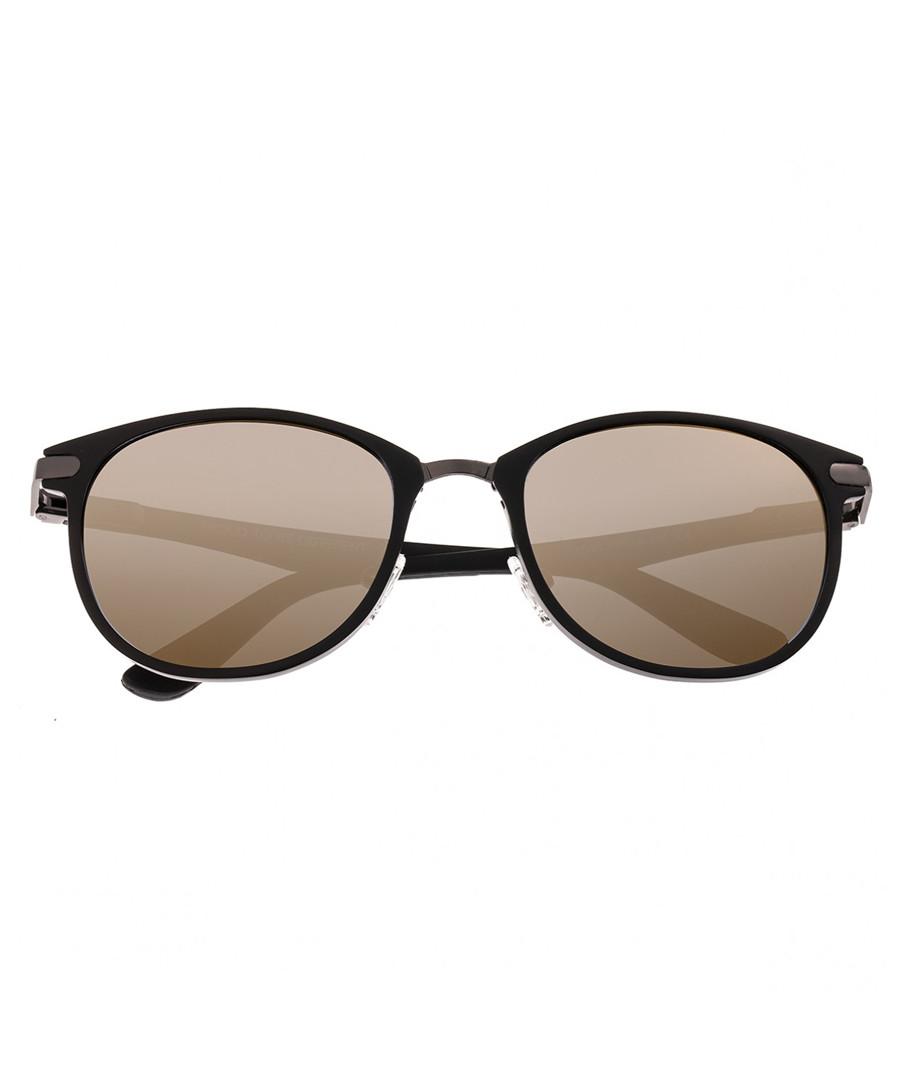 Cetus black & gold-tone sunglasses Sale - breed