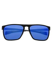 Capricorn blue lens sunglasses
