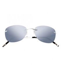 Adhara silver-tone sunglasses