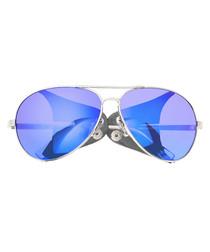 Eclipse purple & blue lens sunglasses