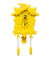 Yellow cuckoo clock Sale - Walplus Sale