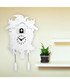 White cuckoo clock Sale - Walplus Sale
