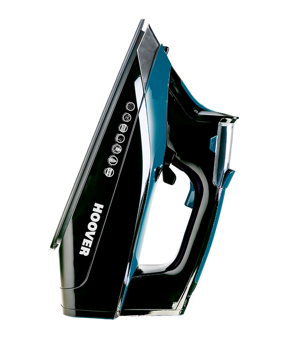 TID2700A IronJet black steam iron 2700W Sale - Hoover