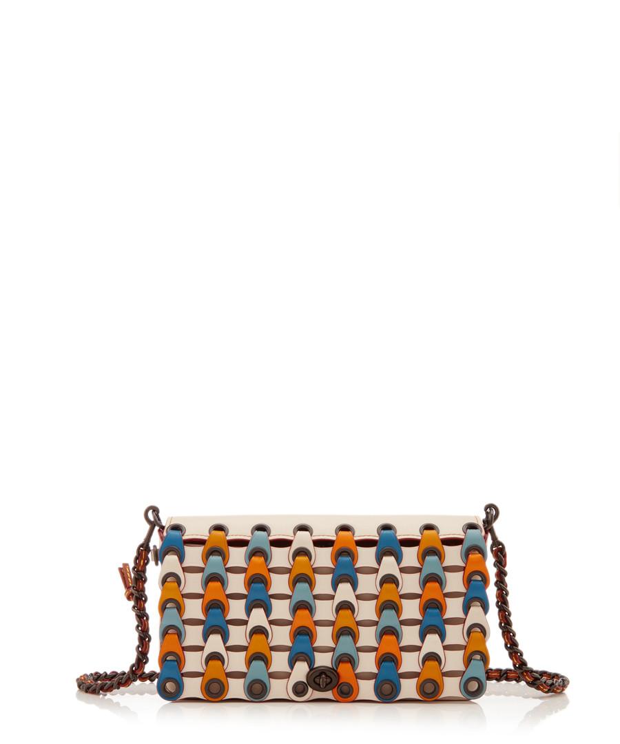 Dinky multi-coloured cross body bag Sale - Coach