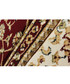 Temple red print rug 120 x 170cm Sale - flair rugs Sale