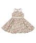 Girl's Hepburn yellow cotton dress Sale - La Faute Voltaire Sale