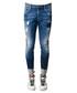 Men's Skater blue cotton jeans Sale - dsquared2 Sale