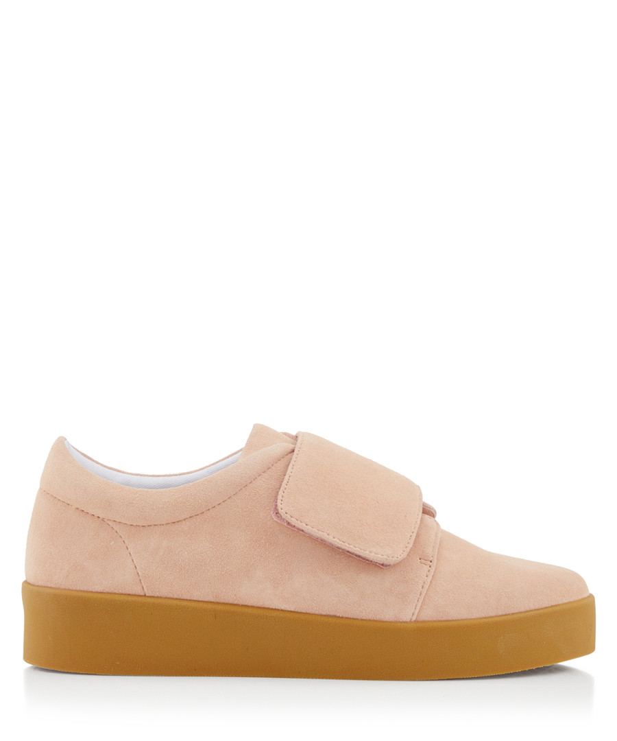Alby blush suede sneakers Sale - Senso