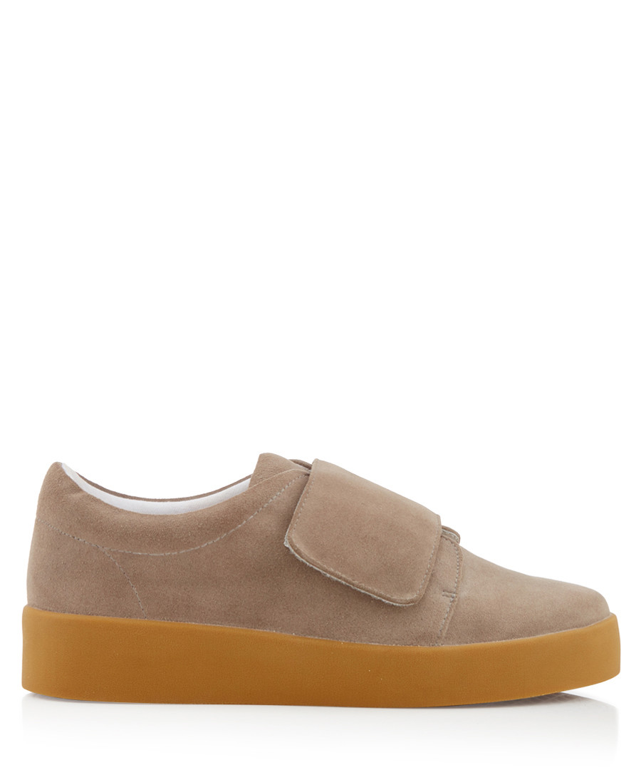 Alby grey suede sneakers Sale - Senso