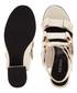 Stella white leather block heels Sale - Senso Sale