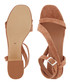 Nio I nude suede strappy sandals Sale - Senso Sale