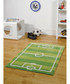 Green football pitch rug 70 x 100cm Sale - flair rugs Sale