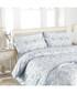 Etoille blue cotton single duvet set Sale - riva paoletti Sale