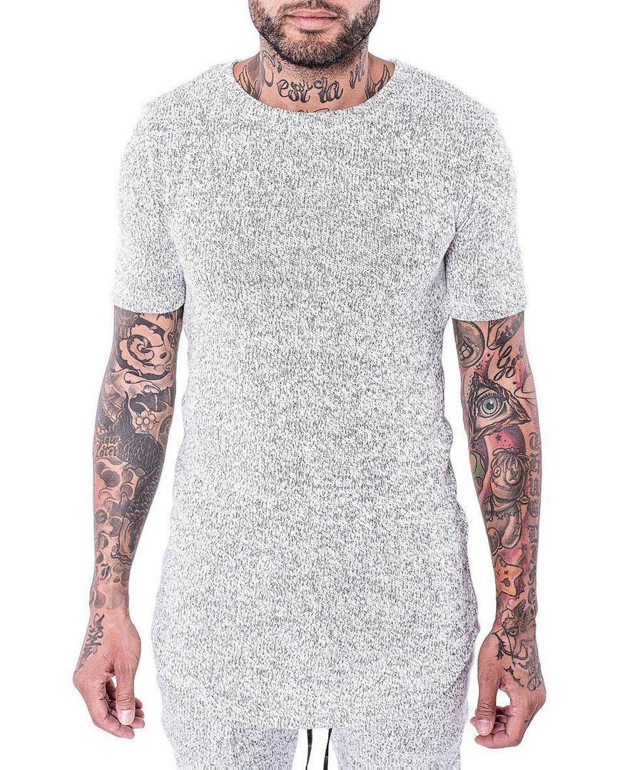 Ricardo white cotton blend T-shirt Sale - Avior