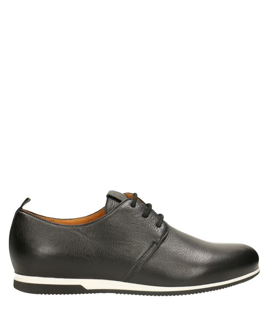 Black leather trim detail shoes  Sale - gino rossi