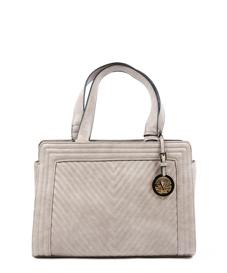 3e254405fc28 Grey chevron shoulder bag Sale - V ITALIA BY VERSACE 1969 ABBIGLIAMENTO  SPORTIVO SRL MILANO ITALIA