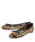 Multi-colour embroidered ballet flats Sale - ravel Sale
