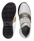 Men's white & brown lace-up sneakers Sale - Porsche Design Sale