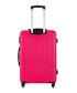 Antegria fuchsia spinner suitcase 60cm Sale - platinium Sale