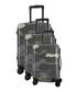 3pc Marshall white spinner suitcase nest Sale - platinium Sale