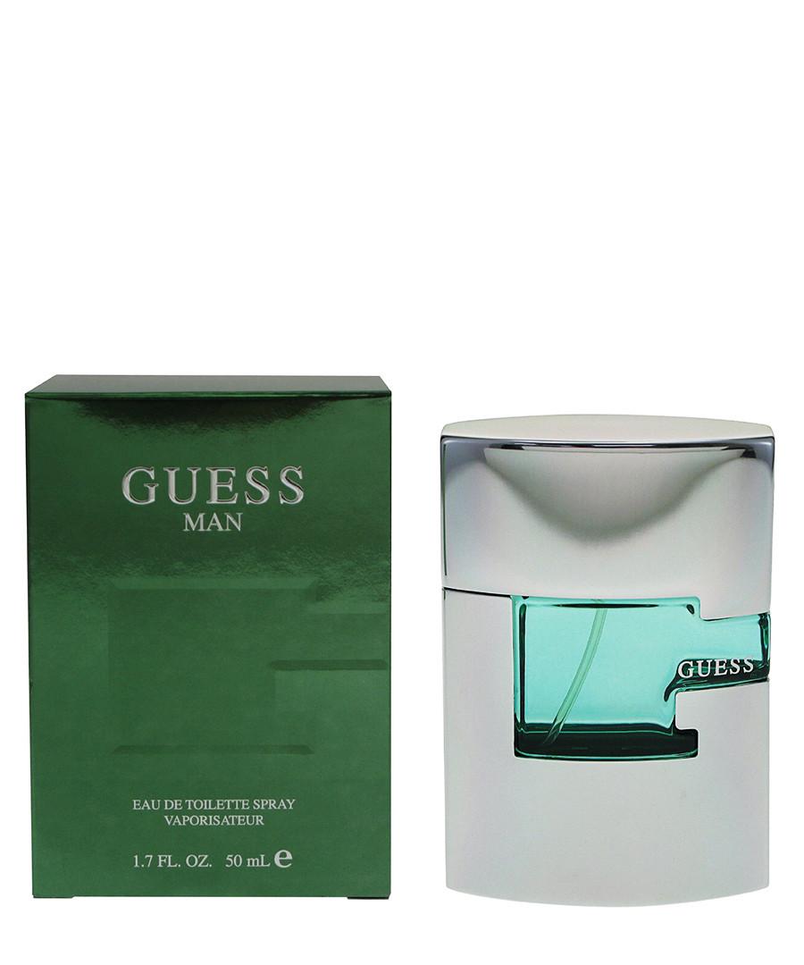 Guess Man eau de toilette 50ml Sale - guess