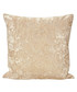 Roma ivory velvet filled cushion Sale - riva paoletti Sale