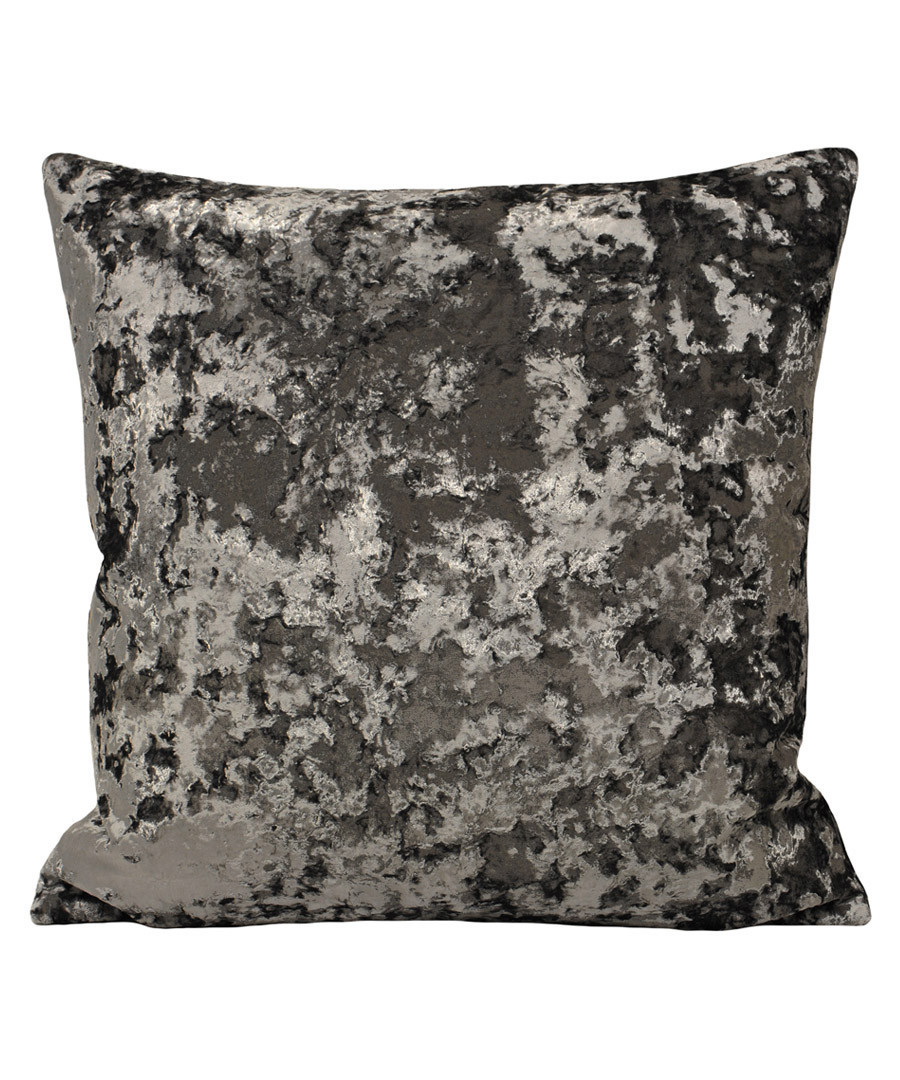 Roma petrol velvet filled cushion Sale - riva paoletti