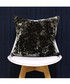 Roma petrol velvet filled cushion Sale - riva paoletti Sale