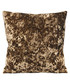 Roma taupe velvet filled cushion Sale - riva paoletti Sale