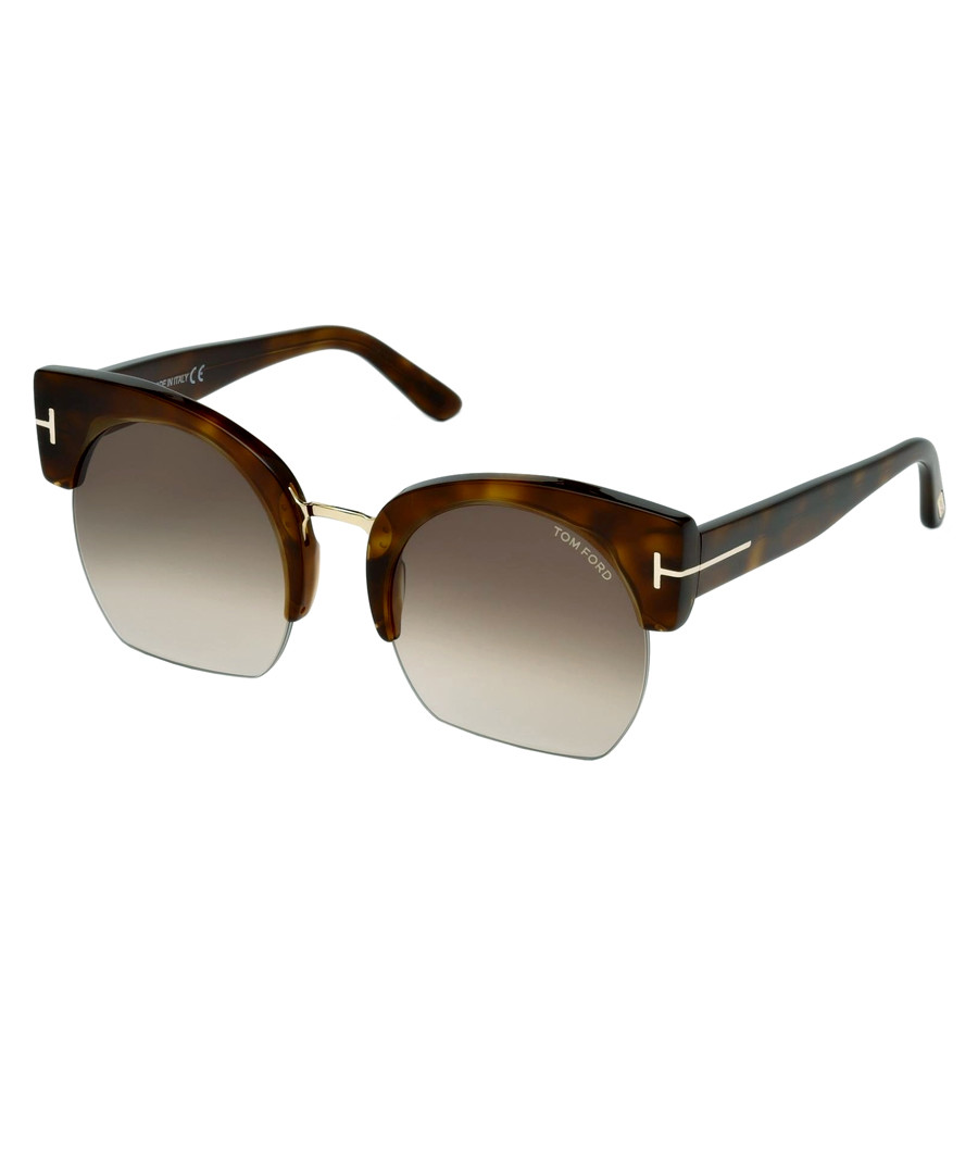 7cbef301d68 Savana Havana   brown sunglasses Sale - Tom Ford
