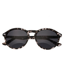 Kennedy black tortoiseshell sunglasses
