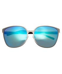 Ophelia blue & green lens sunglasses