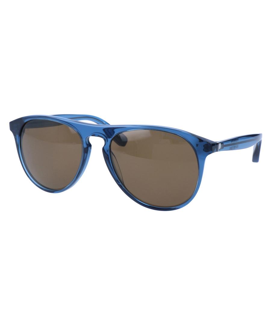 Blue & black lens sunglasses Sale - polaroid