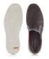 Zaden grey leather lace-up shoes Sale - rockport Sale