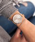 Camel & silver-tone leather strap watch Sale - paul mcneal Sale